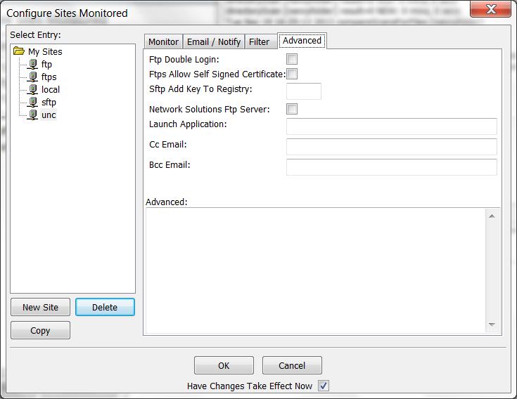 Niwot Networks' You've Got Files! File Arrival Notification